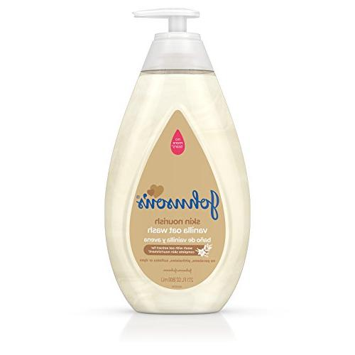 johnson tear skin nourishing wash