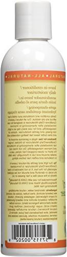 CARA Conditioner and Daily For Babies Textured, Sensitive Eczema-Friendly Formula – Parabens, Phthalates – 8 Ounces
