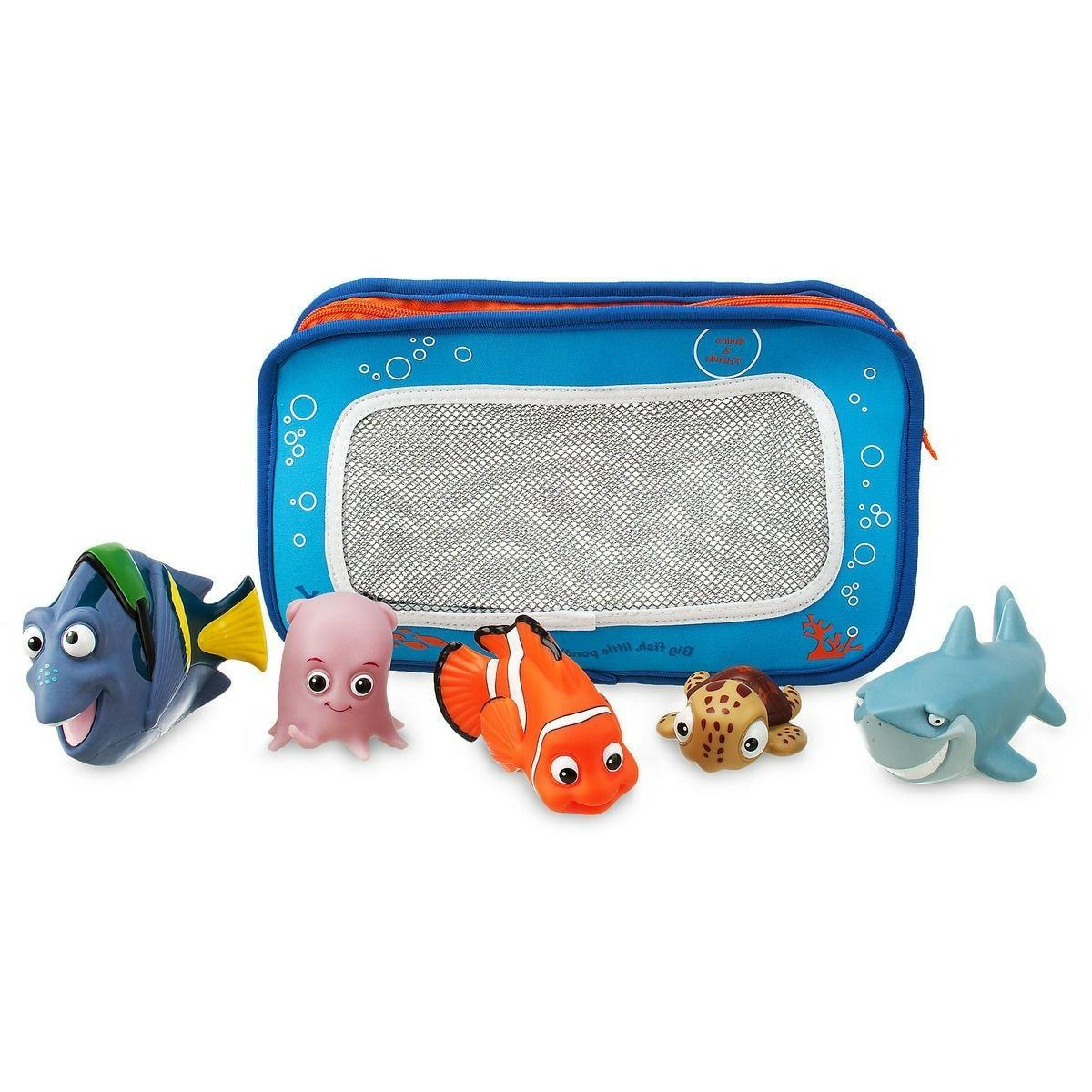 new finding nemo bath toys for baby