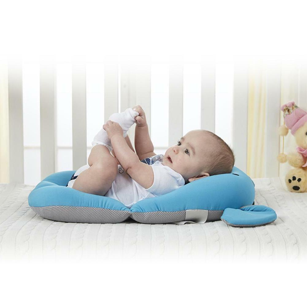 Newborn Bathtub Baby Bath Pillow Lounger Air