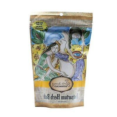 postpartum healing herb sitz bath and soak