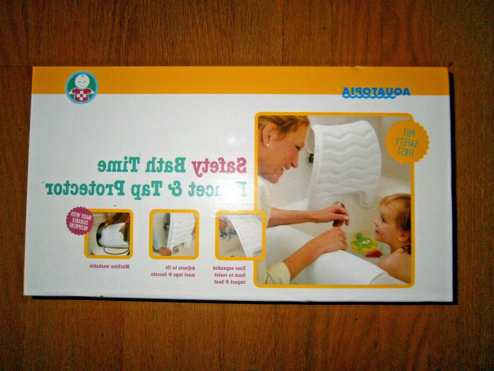 safety bath time faucet and tap protector