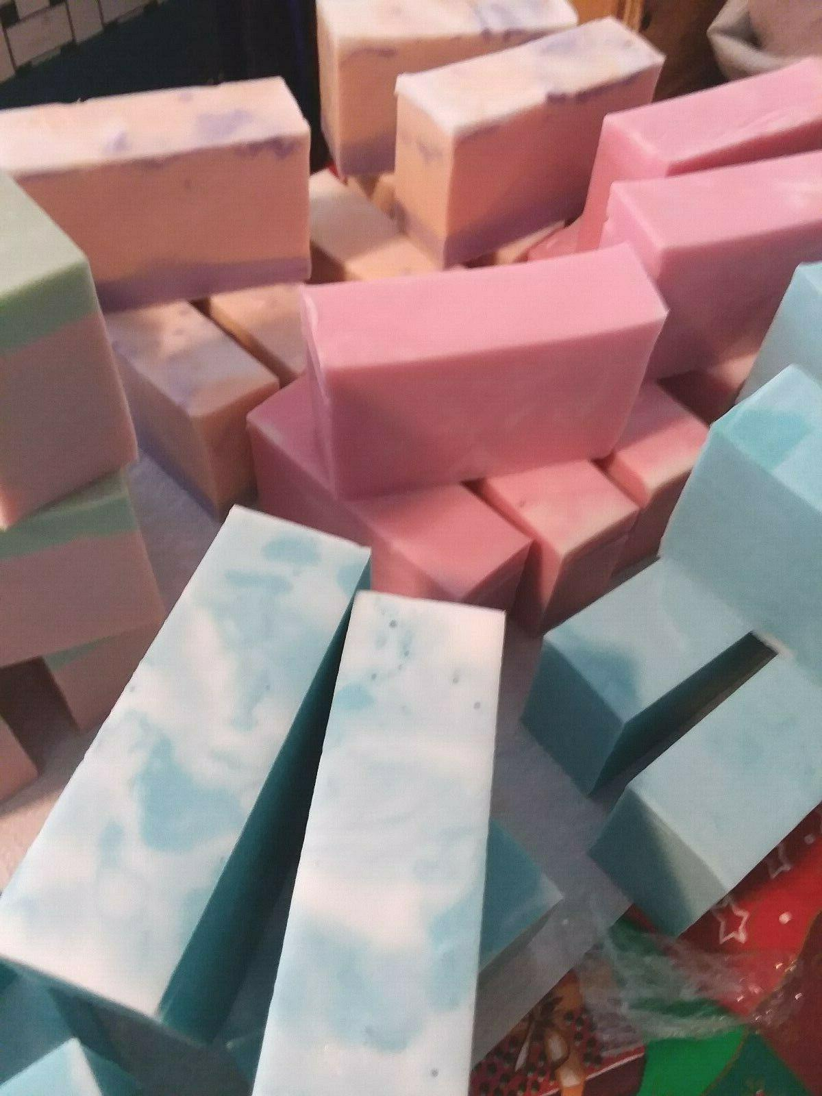 SOAP Handmade Goats Scented Your Choice