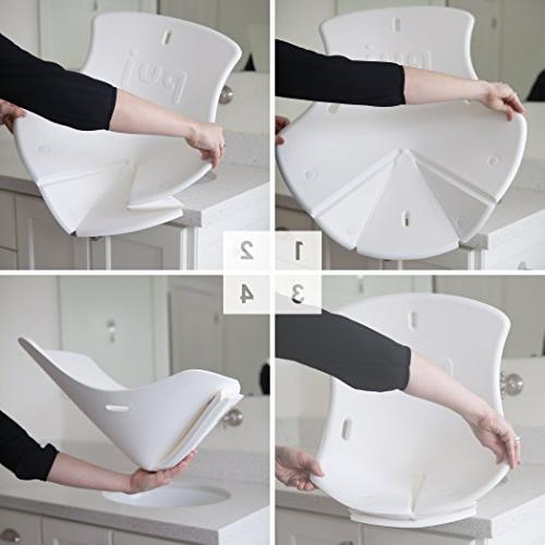 Puj The Soft, Foldable Baby - Newborn, Infant, Months, BPA free,