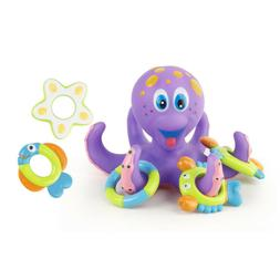 Laughing Baby Bath Toys Kids Bathtub Toy Octopus Pool Water