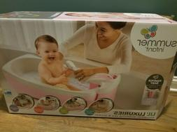 Summer Infant Lil Luxuries Whirlpool Bubbling Spa and Shower