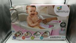 NEW Summer Infant Lil Luxuries Whirlpool Bubbling Spa & Show