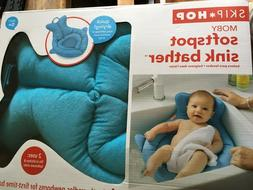 Skip Hop Moby Bath Soft Spot Sink Bather Cushion Bath Seat I