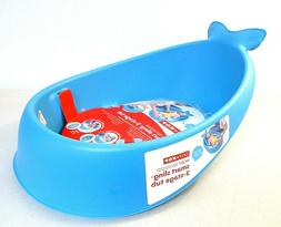 Skip Hop Moby Three Stage Baby & Toddler Bath Tub Blue baby