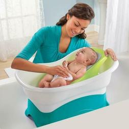 NEW Summer Infant Comfort Height Raised Bath Tub - Newborn B