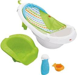 NEW Fisher Price 4 in 1 Sling n Seat Tub Baby Bath Tub Newbo