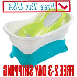 NEW !!! Summer Infant Comfort Height Bath Tub, Easily And Co