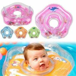 New Swimming Baby Neck Ring Tube Safety Infant Float Circle