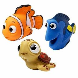 New The First Years Disney Baby Bath Squirt Toys, Finding Ne