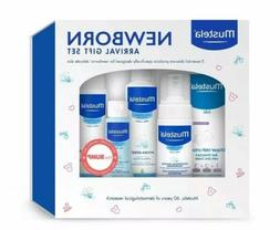 Mustela Newborn Arrival Gift Set Baby Bath Time and Skin Car