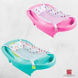 newborn baby girl bath tub toddler comfy