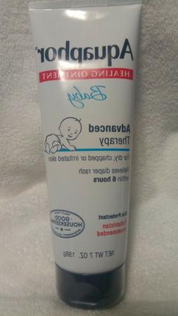Aquaphor Baby Ointment Advanced Therapy Dry Skin Diaper Rash