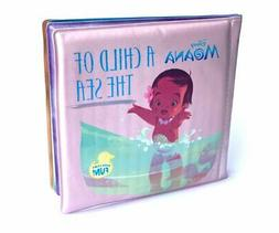 Disney Princess Baby Toy Toddler Bath Time Bubble Book Jasmi