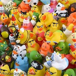 "Rhode Island Novelty 2"" Rubber Duck Assortment"