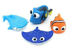 ALLCELE Kid Shower Toy Baby Bath Toys for Squirt, Finding Do