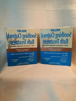 Relief MD Soothing Colloidal Oatmeal Bath Treatment - 6 Sing
