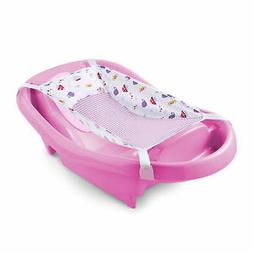 Summer Infant Bath Tub Seat Toddler Spa Extra Large Head Res