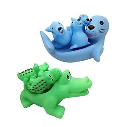 squeaky bath toys sea lion