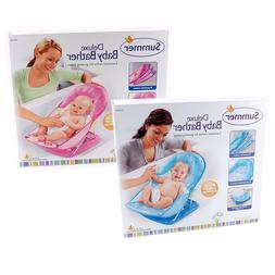 summer deluxe baby bather sink or bathtub
