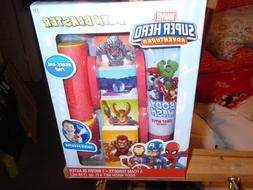 MARVEL SUPER HEROES ADVENTURES BATH BLASTER BODY WASH