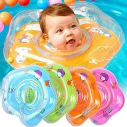 Swimming Ring Baby Neck Tube Safety Inflatable Float Circle