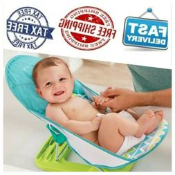 Summer Infant Triangle Stripe Deluxe Baby Bather