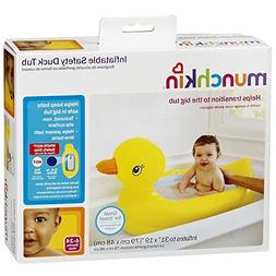 Munchkin White Hot Inflatable Duck Tub - 2 Count