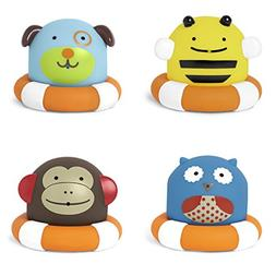 Skip Hop Zoo Bath Squirties, Multi